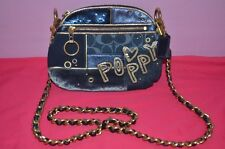 KYNDLER : COACH poppy CHAIN SHOULDER SLING BAG LIMITED EDITION