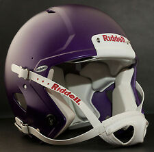 Riddell Revolution SPEED Classic Football Helmet (Color: FLAT PURPLE)