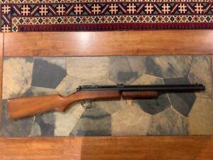 Benjamin Franklin Model 312 .22 cal Pellet Rifle  - New Pump Cup