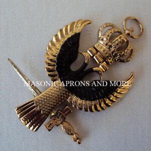 Masonic – Rose Croix 32nd Degree Collarette Eagle Jewel (MA-4423)