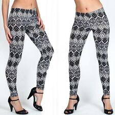 Unbranded Aztec Plus Size Leggings for Women