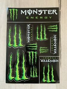 Monster Energy Drink Stickers