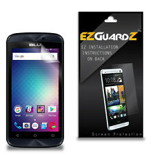 4X EZguardz New Screen Protector Cover HD 4X For Blu Advance 4.0M