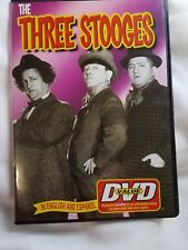 The Three Stooges DVD - four episodes-sing a song of six pence plus others