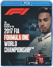 F1 2017 FORMULA ONE WORLD CHAMPIONSHIP BLU-RAY. 4 HOURS, 46 MINS. DUKE 3738N