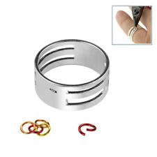 Jump Ring Opener / Closing Tool With 3 Different Sized Slots Jewelry Beading