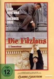 Die Filzlaus (1973)[DVD/NEU/OVP] Lino Ventura, Jacques Brel