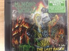MUNICIPAL WASTE - The Last Rager CD EP 2019 Nuclear Blast BRAND NEW!