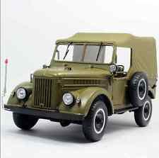 1/18 GAZ 69 Russian Military Jeep Transport truck model
