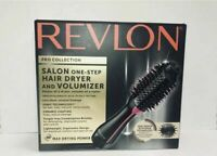 Revlon RVDR5222 One-Step Hair Dryer & Volumizer Hot Air Brush, Black