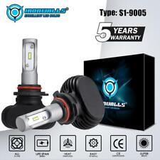 9005 HB3 H10 9145 2100W 315000LM LED Headlight Bulbs Hi/Lo Beam 6000K White HID