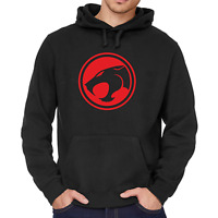 ThunderCats Auge von Thundera Cartoon Comic Anime Kult Kapuzenpullover Hoodie