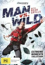 Man vs Wild: Extreme Moments NEW DVD (Region 4 Australia)