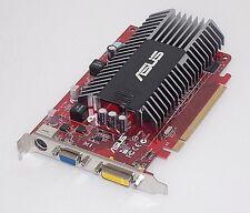 ASUS EAH3450/HTP/512M ATI Radeon HD3450 512MB CrossFireX PCIe 2.0 x16 Video Card