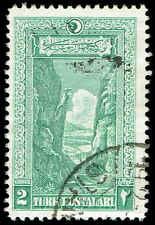 Scott # 637 - 1929 - ' Sakarya Gorge '