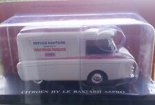 Citroën type H 1966 - ASPRO - Caravane publicitaire Tour de France 1/43