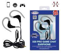 Auricolare con microfono XTREME compatibile PLAY STATION 4 PC SMARTPHONE