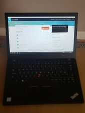 Lenovo ThinkPad T470 i5-6300u, 24GB, 256GB (140 days warrenty)