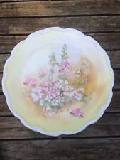 More details for royal albert shakespeare's flowers plate meadows with delight collectors plate