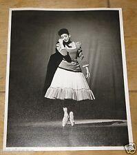 MARGOT FONTEYN VINTAGE ORIGINAL LESLIE SPATT BALLET PHOTOGRAPH CIRCA 1960s