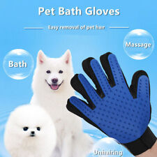 Dog and Cat Brush Pet Bath Gloves Silicone Remove Hair Dirt and Massage Brushes
