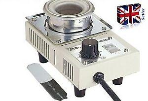 Solder Pot GOOT POT-21C Temperature control knob for optimal dipping