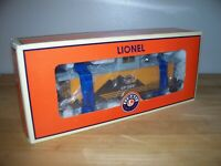 LIONEL TRAIN #27624 DENVER & RIO GRANDE /UNION PACIFIC HERITAGE CA-4 CABOOSE
