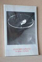 Claudio Givani la sfera e il frutto