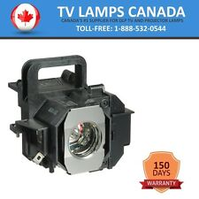 Epson ELPLP49 | V13H010L49 Projector Lamp with Housing - 5 Month Warranty