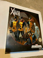 ALL NEW X-MEN    NO FIGURES    (BOX ONLY)  MARVEL LEGENDS CLASSIC COLLECTIBLE