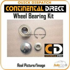 CDK1256 REAR WHEEL BEARING KIT  FOR RENAULT MEGANE