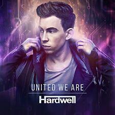 HARDWELL ft. MR PROBZ / TIESTO / DALLASK / HARRISON /+ - UNITED WE ARE  CD NEU