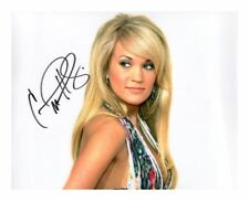 CARRIE UNDERWOOD AUTOGRAPHED SIGNED A4 PP POSTER PHOTO PRINT 7
