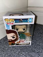 Funko Pop Figure: Dc - Aquaman, Open Box, New