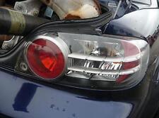 MAZDA MAZDA RX8 R Taillight silver/red lens surround, R. 05 06 07 08