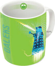 *NEW* Doctor Dr Who DALEK Boxed Tea / Coffee Mug - ONE MUG ONLY
