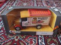Corgi Classics C906/10 Mack truck Gulden's mustard MINT BOXED