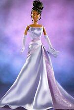 RAR!!! de Collection/collector Barbie Twilight Gala 2002 African American Boîte d'origine jamais ouverte