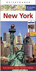 REISEFÜHRER NEW YORK 2018/19 + STADTPLAN zum Herausnehmen + Travel-App