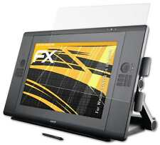 2x FX-antireflex película protectora Wacom Cintiq 24 HD Touch protector de pantalla Lámina