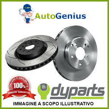 COPPIA DISCHI FRENO ANTERIORI BMW 5 (E60) 530 d 2003>2010 DYPARTS 2178