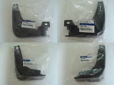 Hyundai Sonata 2011 2012 2013 OEM Mud Guards Flaps Splash 4Pcs 1Set