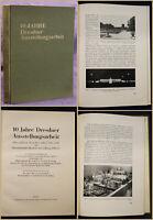Fraenkel 10 Jahre Dresdner Ausstellungsarbeit 1931 Kunst Kultur Geschichte sf