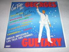GEORGES GUETARY 33 TOURS LE TOP DE ***DEDICACE***