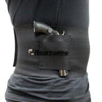 Ceinture tactique universelle avec ceinture et pistolet pour pistolet Holster BK