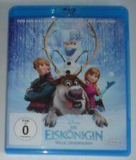 Die Eiskönigin Völlig Unverfroren   Blu Ray NEU Walt Disney NEU OVP