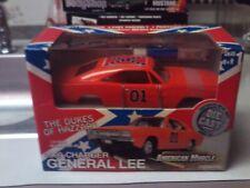 General Lee Dukes of Hazzard Ertl American Muscle Model
