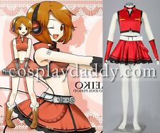 Vocaloid Family Cosplay Costume - Meiko Outfit 1st