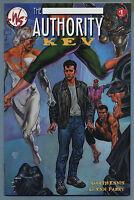 The Authority Kev #1 2002 Garth Ennis Glenn Fabry Wildstorm Comics