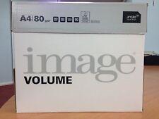 2500 FOGLI / 5 MOLE / 1 casella A4 80 g / m bianco carta per stampante +24 H volume dell' immagine